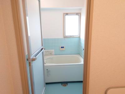 【洗面所】加島第3マンション