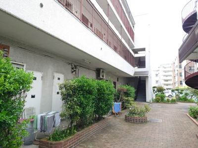 【エントランス】加島第3マンション