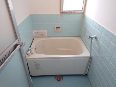 【浴室】加島第3マンション