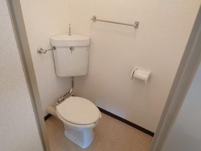 【トイレ】加島第3マンション