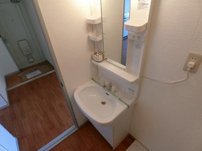 【独立洗面台】熊野町ハイツ