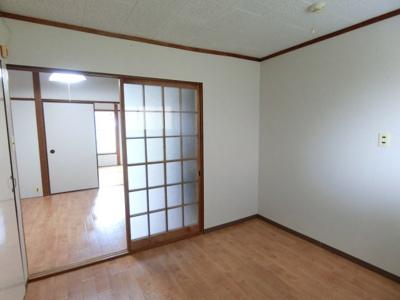【居間・リビング】コーポ戸崎