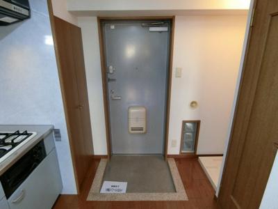 【玄関】エストゥディオ甲子園口