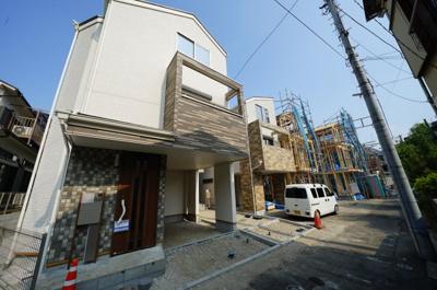 【外観】保土ヶ谷区和田2丁目 全6棟新築戸建て【成約】