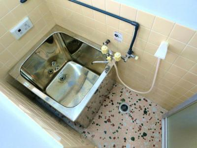 【浴室】手塚マンション