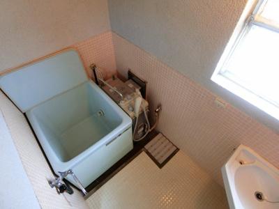 【浴室】寿コーポ