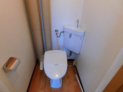 【トイレ】寿コーポ