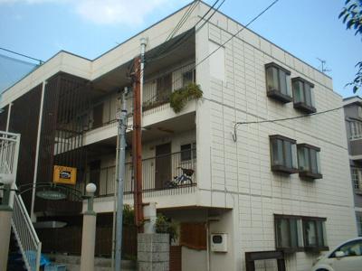 【外観】西宮オリエンタルマンション