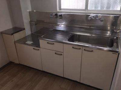 【キッチン】西宮オリエンタルマンション