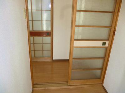 【玄関】ノブハウス