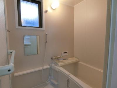 【浴室】熊野町ブリックハイツ
