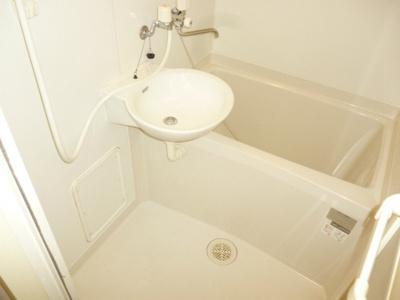 【浴室】レオパレス甲子園口