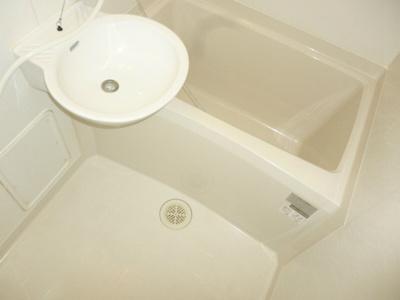 【浴室】レオパレスグランデ