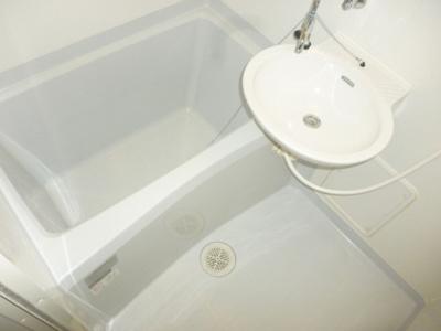 【浴室】レオパレスクレセント