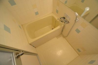 【浴室】ダンディライオン六甲2