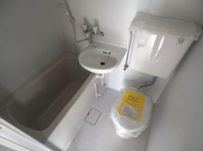 【浴室】中井マンション