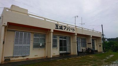 【外観】玉城アパート