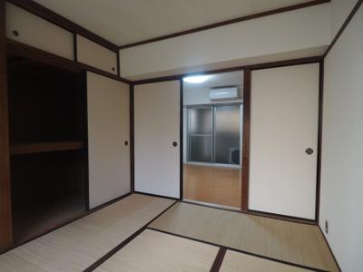 【寝室】中島マンション魚崎南町