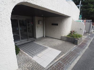 【エントランス】西芦屋グリーンハウス
