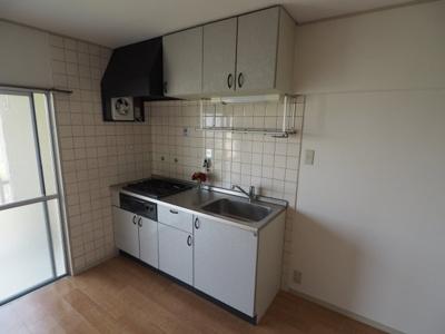 【キッチン】西芦屋グリーンハウス