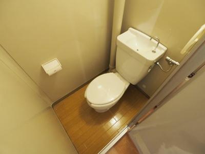 【トイレ】西芦屋グリーンハウス