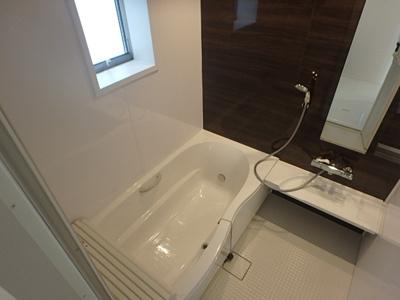 【浴室】北桜塚メゾン