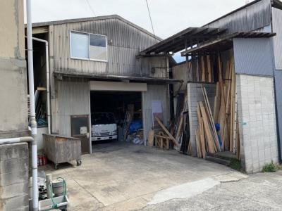 【外観】平野区瓜破南 倉庫・工場