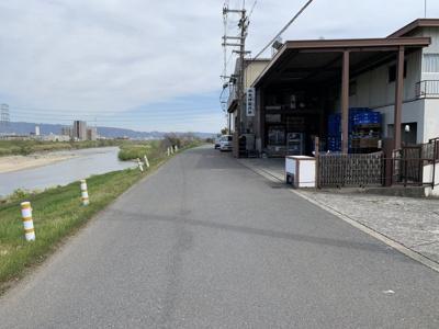 平野区瓜破南 倉庫・工場