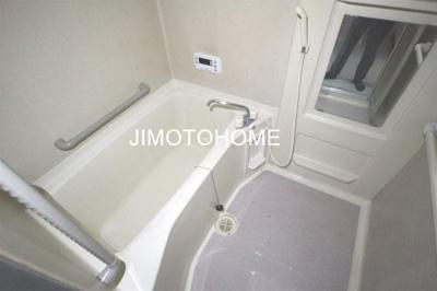 【浴室】九条南2丁目貸家