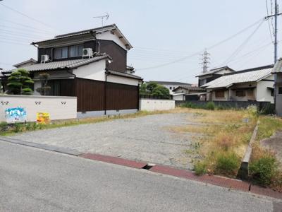 【外観】大津区平松売土地