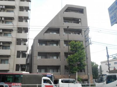 鉄筋コンクリート構造のがっちりとした造り。