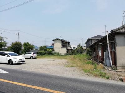 【外観】姫路市大津区平松/売土地