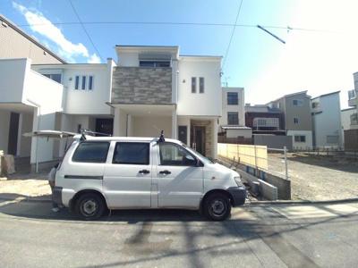 【外観】西区笠取町 全2棟