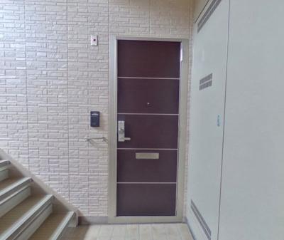 【玄関】ブルースカイⅡ