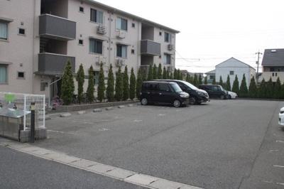 【駐車場】ブルースカイⅡ