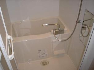 【浴室】アリビオ港晴