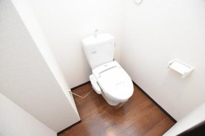 【トイレ】みおつくし江戸堀