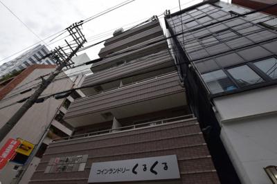 【外観】ミーネ新町弐番館