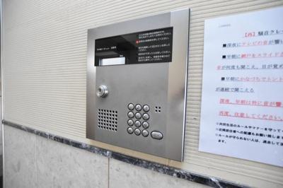 【セキュリティ】ミーネ新町弐番館
