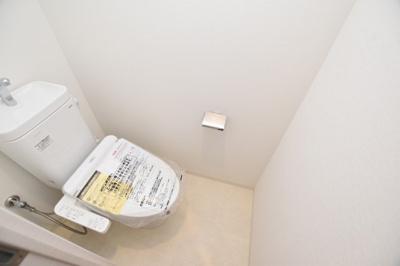 【トイレ】ミラージュパレス上本町