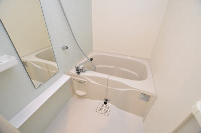 【浴室】ミラージュパレス上本町