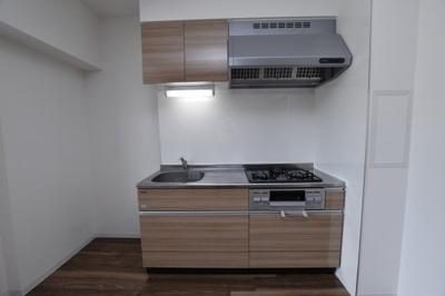 【キッチン】ノーブルスクエア新町