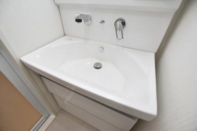 【独立洗面台】ノーブルスクエア新町