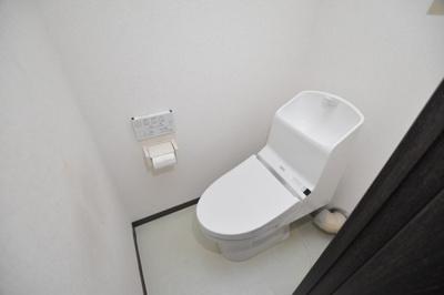 【トイレ】ルミエール四ツ橋