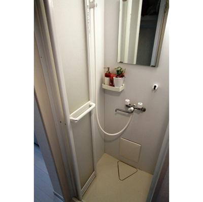 ひかりコーポキングのシャワールーム