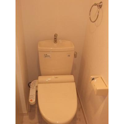 ひかりコーポキングのトイレ