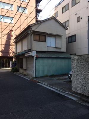 【外観】台東区元浅草三丁目 借地権付き建物