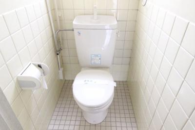 【トイレ】パステルハイツ福成