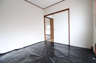 【寝室】パステルハイツ福成