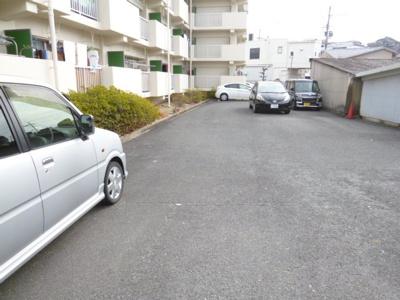 【駐車場】グリーンハイム桜井